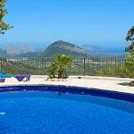 Ferienhaus Mallorca MA2259 - Pool mit Meerblick