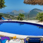 Ferienhaus Mallorca MA2259 - Poolbereich