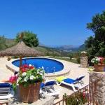 Ferienhaus Mallorca MA2259 - Poolterrasse