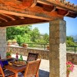 Ferienhaus Mallorca MA2261 - überdachte Terrasse