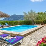 Ferienhaus Mallorca MA2261 - Poolterrasse mit Liegen