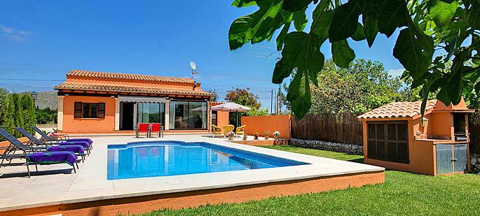 Ferienhaus Pollensa 2291 mit Pool für 4 Personen