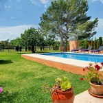 Ferienhaus Mallorca MA2291 - Garten mit Pool
