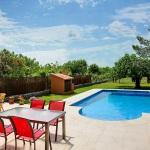 Ferienhaus Mallorca MA2291 - Gartenmöbel am Pool