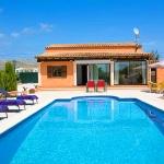 Ferienhaus Mallorca MA2291 - Poolterrasse mit Gartenmöbel
