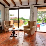 Ferienhaus Mallorca MA2291 - Wohnbereich