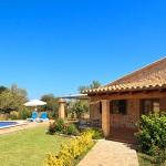 Ferienhaus Mallorca mit Pool MA1253