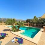 Ferienhaus Mallorca mit Pool MA1283
