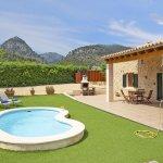 Ferienhaus Mallorca mit Pool MA2087