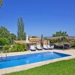 Ferienhaus Mallorca mit Pool MA2095