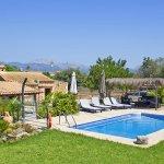 Ferienhaus Mallorca mit Swimmingpool MA2095