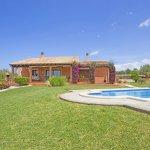 Finca Mallorca MA2077 Pool im Garten