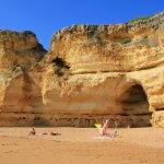 Praia da Coelha - Strand von Coelha 20