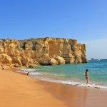 Praia da Coelha - Strand von Coelha 21