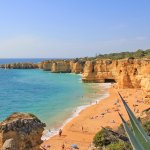 Praia da Coelha - Strand von Coelha 3 Esprit Villas Touristik