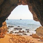 Praia da Coelha - Strand von Coelha 36 Esprit Villas Touristik