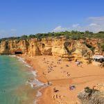 Praia da Coelha - Strand von Coelha 7 Esprit Villas Touristik