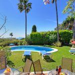 Ferienhaus Costa del Sol CSS4025 Garten mit Pool