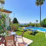 Ferienhaus Costa del Sol CSS4025 Garten mit Pool (2)