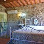 Ferienhaus Toskana TOH170 - Doppelbett