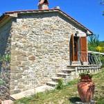 Ferienhaus Toskana TOH170 - Hausansicht