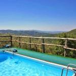 Ferienhaus Toskana TOH170 - Pool mit Ausblick