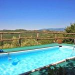 Ferienhaus Toskana TOH170 - Privatpool mit Ausblick