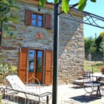 Ferienhaus Toskana TOH170 - Sonnenterrasse