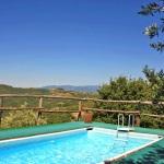 Ferienhaus Toskana TOH170 - Swimmingpool mit Ausblick