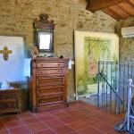 Ferienhaus Toskana TOH170 - Wohnraum