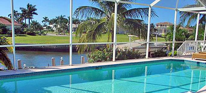 florida villa marco island 3373 mit pool bootsdock mieten. Black Bedroom Furniture Sets. Home Design Ideas