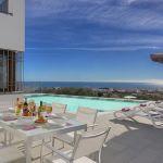 Villa Costa del Sol CSS3025 - Terrasse mit Meerblick