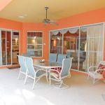 Villa Florida FVE31740 überdachte Terrasse mit Gartenmöbel