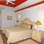Villa Florida FVE31740 Schlafraum mit Doppelbett