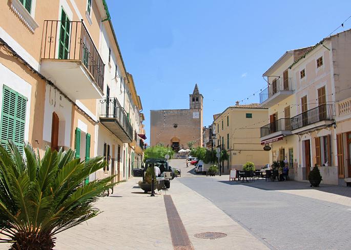 Buger auf Mallorca
