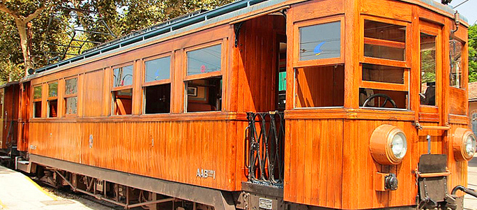 Eisenbahn nach Soller