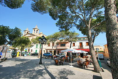 S'Alqueria Blanca auf Mallorca