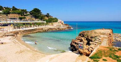 Cala San Vicente auf Mallorca