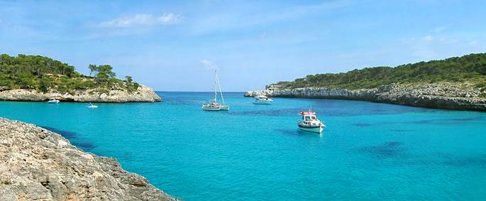 Yachten auf Mallorca
