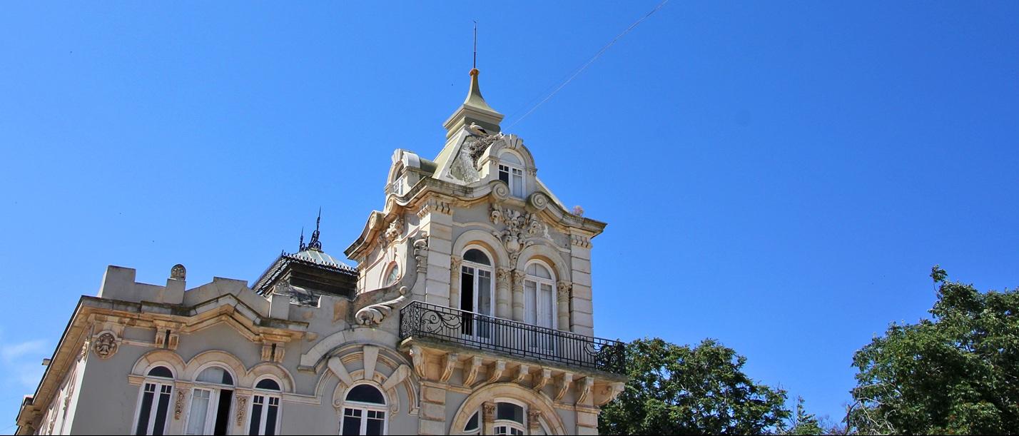 Faro an der Algarve