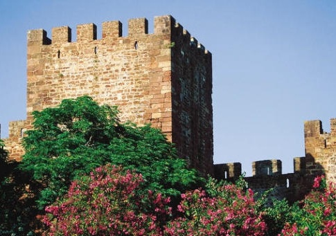 Silves an der Algarve