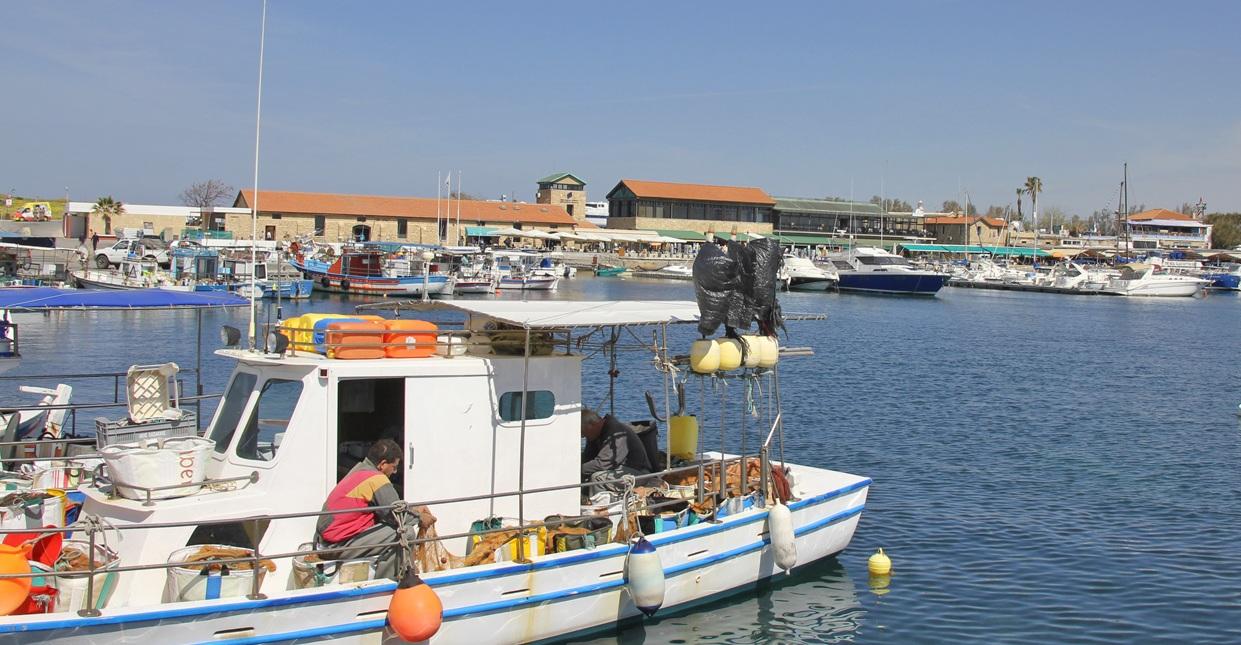 Bootstour auf Zypern