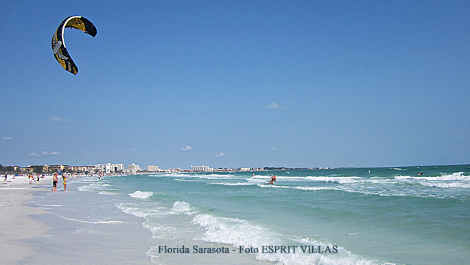 Sarasota in Florida