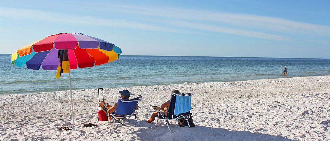 Florida Strand Anna Maria Island