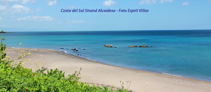 Alcaidesa Strand