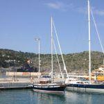 Blick von unserer Villa auf Mallorca