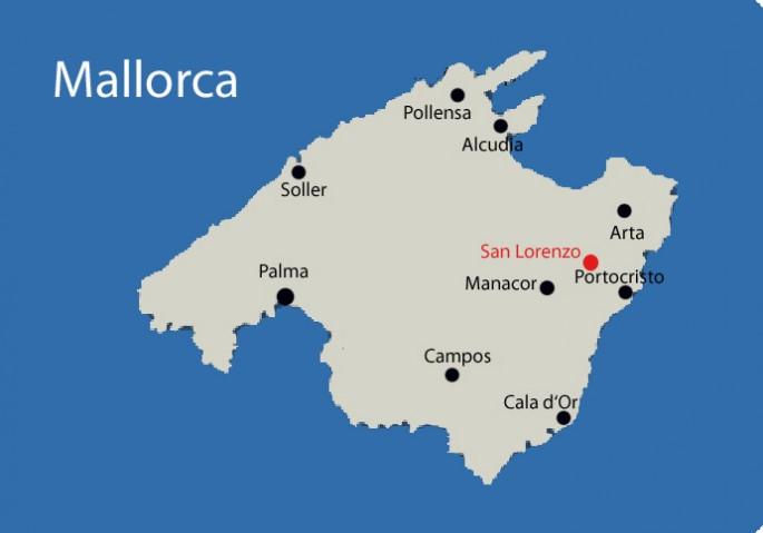San Lorenzo Auf Mallorca Mit Ferienhausern Mit Pool