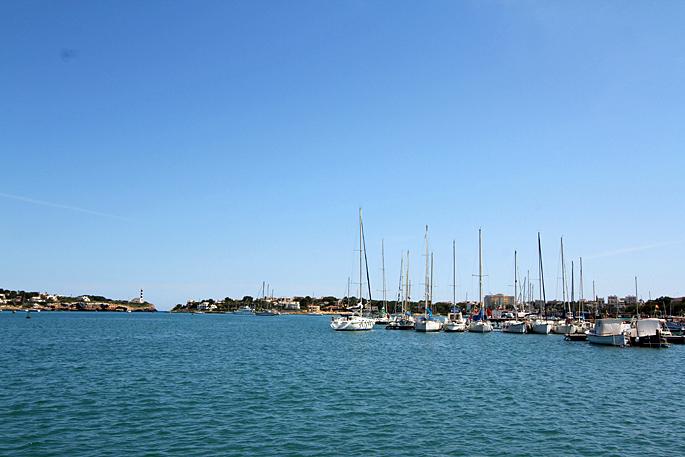 Porto Colom auf Mallorca