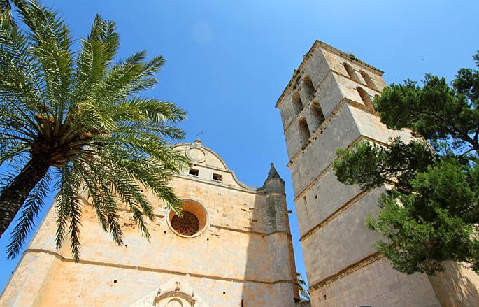 Muro auf Mallorca