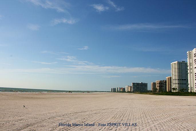 der Ort Marco Island in Florida